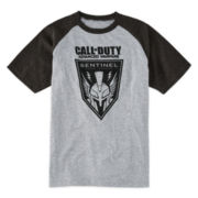 Call of Duty Raglan-Sleeve Graphic Tee - Boys 8-20