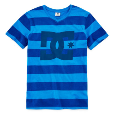 jcpenney.com | DC Shoes Co® Short-Sleeve V-Neck Tee - Boys 8-20