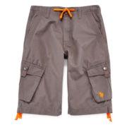 U.S. Polo Assn.® Twill Cargo Pants – Boys 8-18