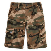Zoo York® Commander Cargo Shorts – Boys 8-20