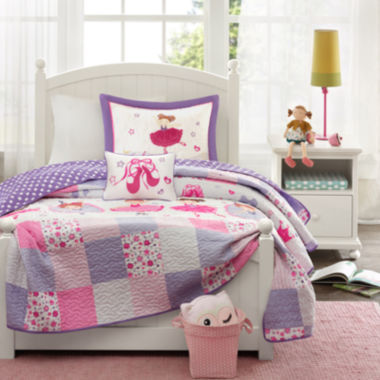 jcpenney.com | Mi Zone Kids Dancing Duchess Quilt Set