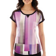 Worthington® Short-Sleeve Top
