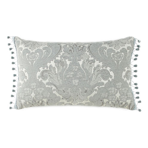 Royal Velvet® Azure Oblong Decorative Pillow