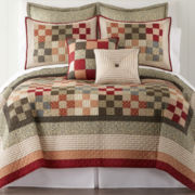 Home Expressions™ Arlington Quilt & Accessories