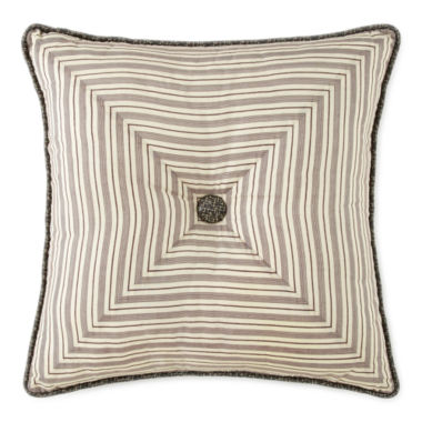 "jcpenney.com | Home Expressions™ Arlington 16"" Square Decorative Pillow"