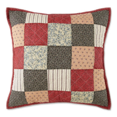 "jcpenney.com | Home Expressions™ Arlington 18"" Square Decorative Pillow"