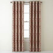 Royal Velvet® Blaine Blackout Grommet-Top Curtain Panel