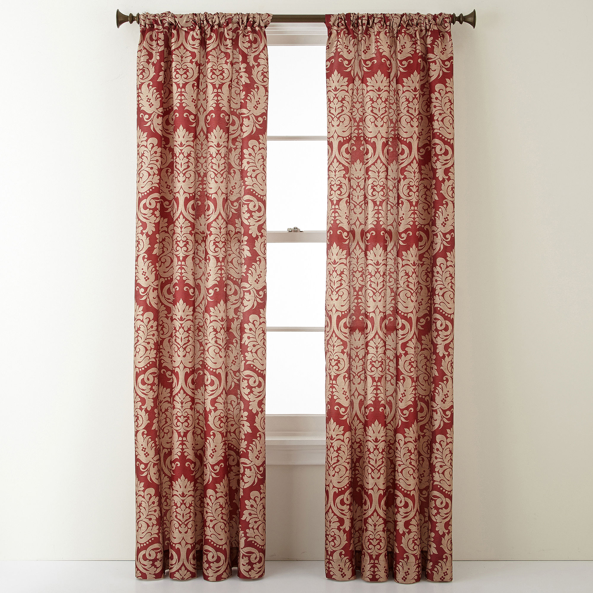Upc 073104910018 Royal Velvet Camden Rod Pocket Curtain