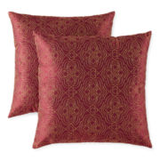 JCPenney Home™ Battista 2-Pack Decorative Pillows