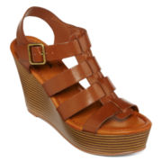 Arizona Dalia Wedge Sandals