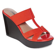 Style Charles Fae Wedge Sandals
