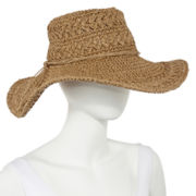 Scala™ Crochet Sun Hat
