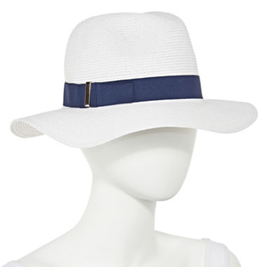 jcpenney.com | Scala™ Buckle Panama Hat
