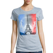 Peace In Paris Tee