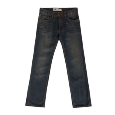 jcpenney.com | Levi's® 505™ Regular Fit Jeans - Boys 4-7x and Slim