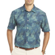 Van Heusen® Short-Sleeve Printed Shirt