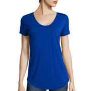Stylus ™ Short-Sleeve V-Neck T-Shirt