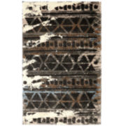 Mohawk Home® Urban Grid Rectangular Rug