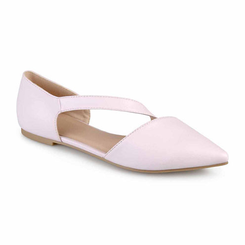 Journee Collection Landry Womens Ballet Flats