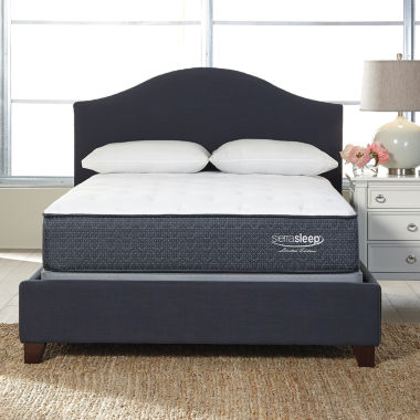 jcpenney.com | Signature Design by Ashley® Sierra Sleep Plush Tight-Top - Mattress + Box Spring