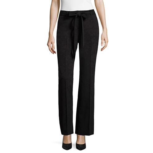 Worthington Modern Fit Wide Leg Pants