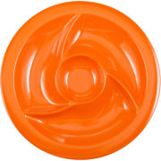 Zak Designs® Pinwheel Chip and Dip Tray