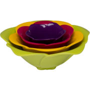 Zak Designs® 4-pc. Plastic Condiment Bowl Set