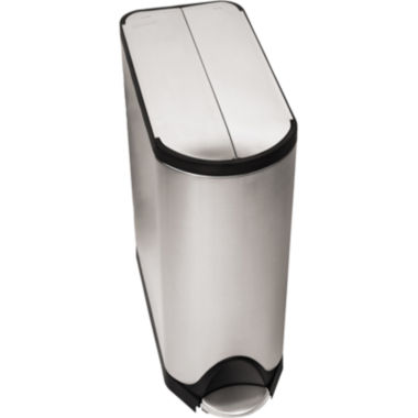 jcpenney.com | simplehuman® 45L Butterfly Step Trash Can
