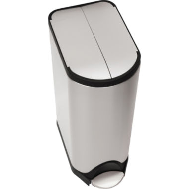 jcpenney.com | simplehuman® 30L Butterfly Step Trash Can