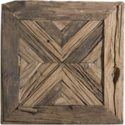 Rennick Reclaimed Wood Wall Decor