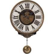 Bartolini Pendulum Wall Clock