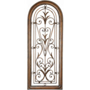 Cristy Petite Metal Wall Decor