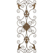 Fayola Openwork Iron Metal Wall Decor