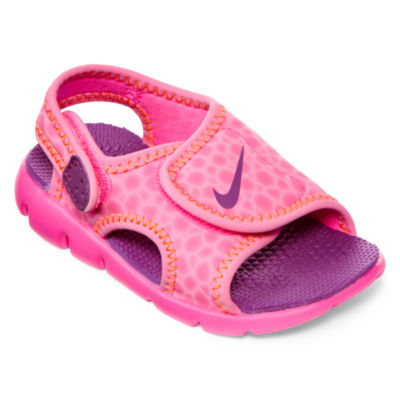 nike sandals for kids girls