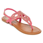 Mixit™ Cutout Shield Sandals