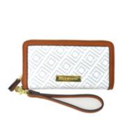 Liz Claiborne® Monogram Wallet