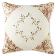 Home Expressions™ Robin Square Decorative Pillow