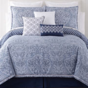 Liz Claiborne® Arabesque 4-pc. Comforter Set & Accessories