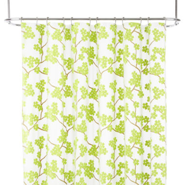 jcpenney.com | Maytex Mills Haiku PEVA Shower Curtain