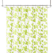 Maytex Mills Haiku PEVA Shower Curtain