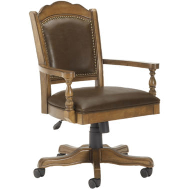 jcpenney.com | Kendrick Leather Game Chair