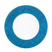 JCPenney Home™ Mosaic Melamine Set of 4 Dinner Plates