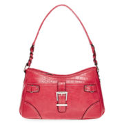 Rosetti® Buckle Down Shoulder Bag