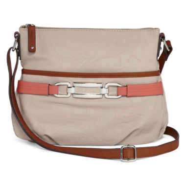 jcpenney.com | Rosetti® Linked In Mid Crossbody Bag