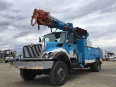 HiRanger LT38 Bucket Truck