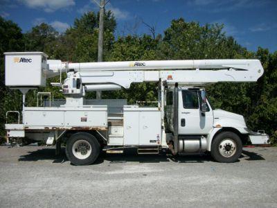 Altec AA55E Bucket Truck