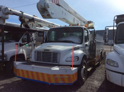 Altec A50E-OC Bucket Truck