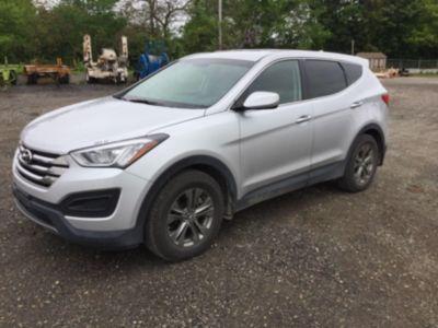 2014 Hyundai Santa Fe Sport AWD SUV