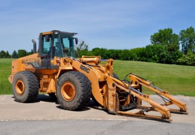 2001 Case 821C Wheel Loader