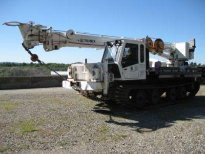 Terex/Telelect General, 33,230 Lb Hydraulic Crane